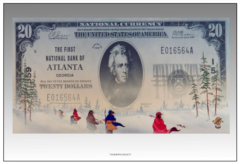 andrew jackson trail of tears essay  andrew jackson hero or misfit america, the nation started on the idea of a nation free from oppression has a dark often shameful history the trail of tears.