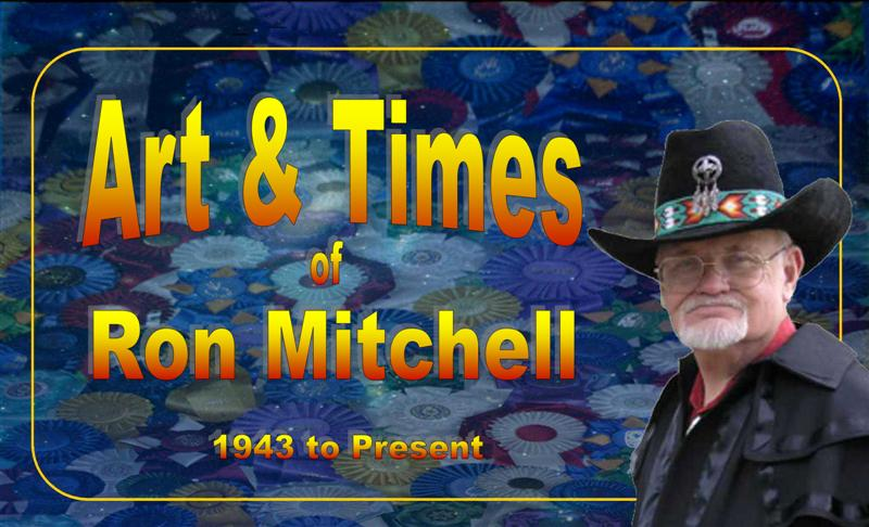 THE ART AND TIMES OF RON MITCHELL