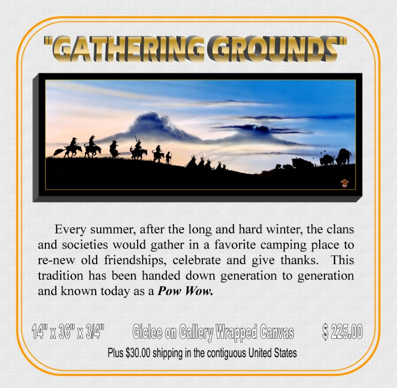 """Gathering Grounds"""