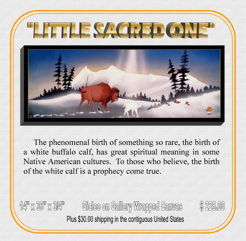 """Little Sacred One"""
