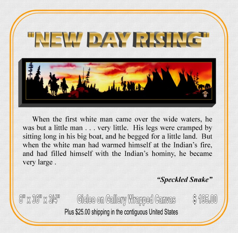 """New Day Rising"""